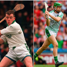 Tommy Quaid (left), Joe Quaid (centre) and Nickie Quaid (right) have all played in goal for Limerick.