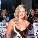 Ashley Roberts is a contestant on Strictly Come Dancing (Ian West/PA)
