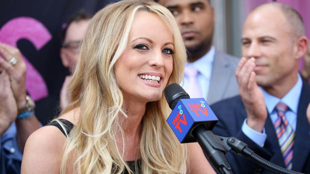 Stormy Daniels drops out of United Kingdom reality show at last minute