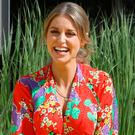 Amy Huberman at the RTÉ New Season Launch 2018. Picture: Paddy Cummins/Collins