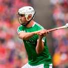 Limerick's Aaron Gillane has wasted no time in making his mark on the championship this season. Photo: Sportsfile