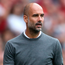 Guardiola: Reluctant to switch venue. Photo: PA