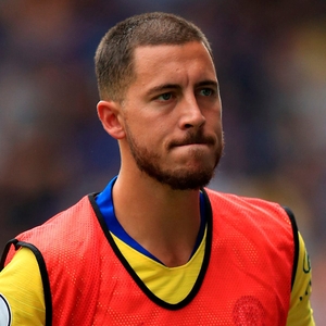 Chelsea's Eden Hazard. Photo: PA