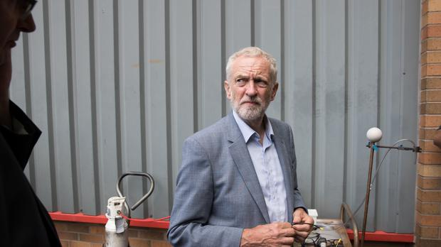 Labour leader Jeremy Corbyn will give this year's Alternative MacTaggart lecture at the Edinburgh TV Festival (Aaron Chown/PA)