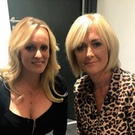 Stormy Daniels and Jane Moore