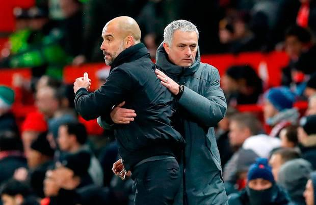 Guardiola Boasts: We Attacked Huddersfield With 10 Players