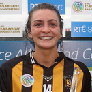Kilkenny's Anna Farrell was the Liberty Insurance player of the match