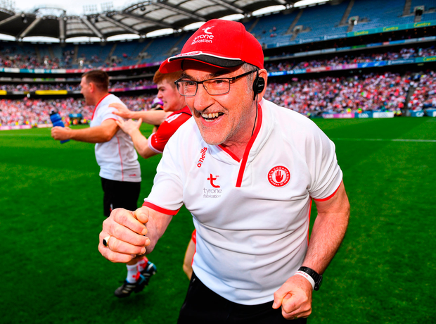 Joe Brolly The Time Has