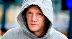 RAPIST: Larry Murphy, the 'Beast of Baltinglass', is understood to be in the United Kingdom following his release from prison
