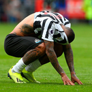 Newcastle United's Brazilian midfielder Kenedy. Photo: Getty Images