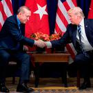 Erdogan and Trump