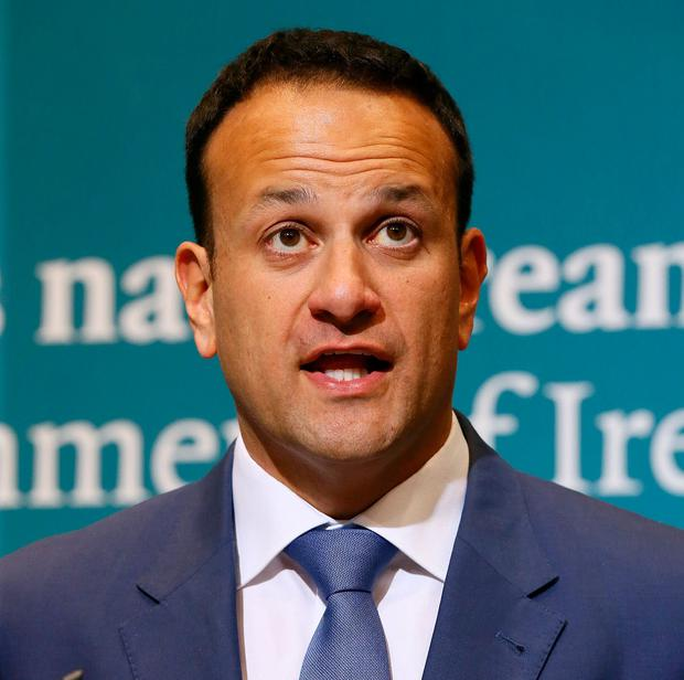 Leo Varadkar. Photo: Irish Independent