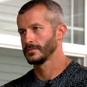 Chris Watts issues televised plea for safe return of wife and daughters on Denver7 TV Credit: Denver7 TV (screengrab)