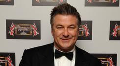 Alec Baldwin disapproved (Ian West/PA)