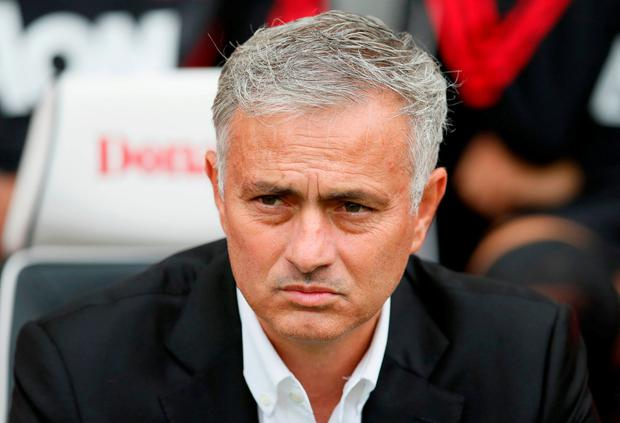 Transfer: Mourinho, Woodward clash over Martial