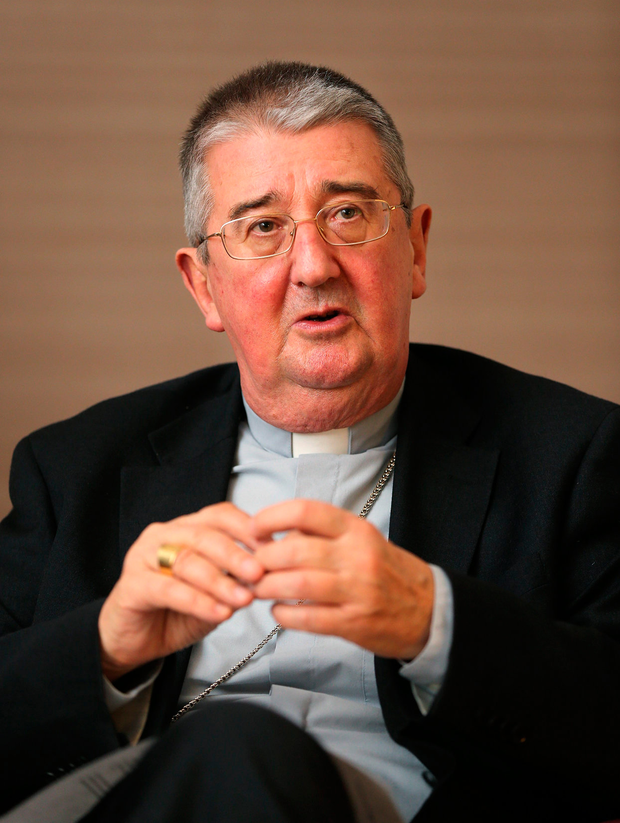Archbishop Diarmuid Martin. Photo: Frank McGrath