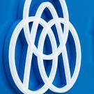 The Thyssenkrupp logo is seen in Essen, Germany. Photo: TF-Images/TF-Images via Getty Images