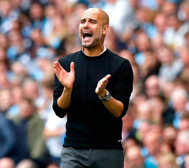 No disrespect in City film, says Guardiola