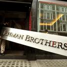 Lehman Brothers collapsed in 2008 (John Stillwell/PA)
