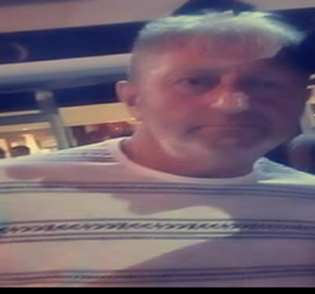 Gardaí is looking for help from the public to trace the whereabouts of the 48-year-old Gerard (Ger) Garvey.