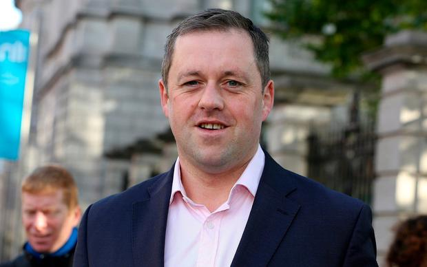 Fianna Fáil's education spokesman Thomas Byrne. Photo: Tom Burke
