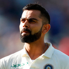India's Virat Kohli. Photo: Reuters