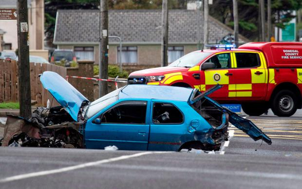 7eed9ac061ede Young mum clings to life after horror crash that left two pals dead ...