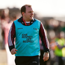 New Cavan manager Mickey Graham managed Mullinalaghta to two Longford county titles. Photo by David Maher/Sportsfile