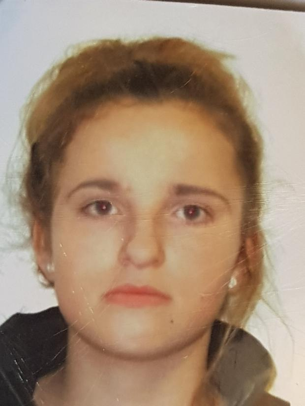 Elaine Sweeney is missing from Dublin
