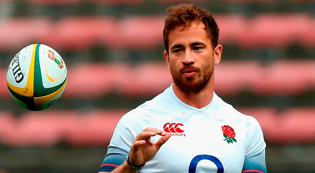 Danny Cipriani pays the price for arrest as Eddie Jones axes out-half from England training squad