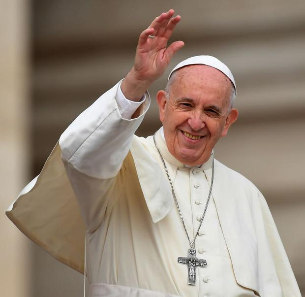 Pope will lead mass in park. Photo: Getty Images