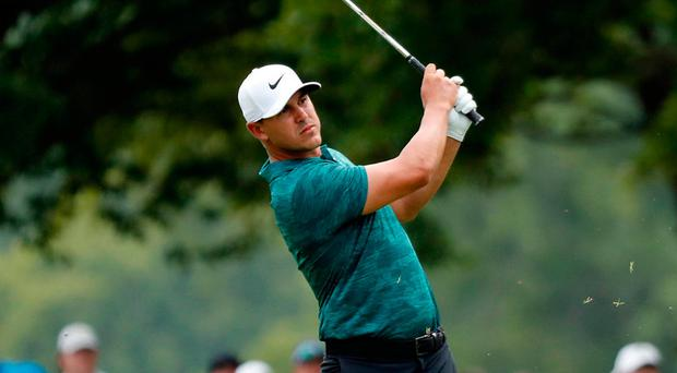 Koepka on a roll after 'escaping the cage'
