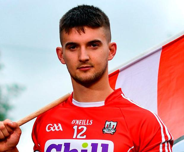 Cork captain Shane Kingston. Photo: Ramsey Cardy/Sportsfile