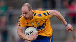 Michael O'Shea played for Clare for 15 years from 1999. Picture: Sportsfile