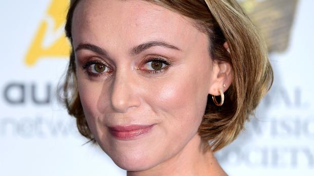 Keeley Hawes has revealed she demanded to be paid the same as her male co-star for appearing in the BBC's upcoming political drama Bodyguard (Ian West/PA)