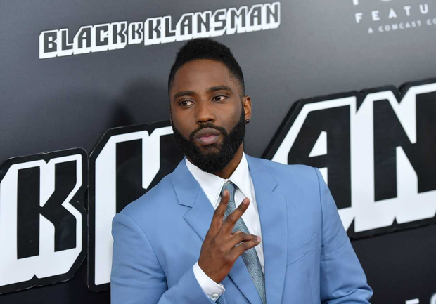 US actor John David Washington attends the 'BlacKkKlansman' New York Premiere at BAM Harvey Theater on July 30, 2018 in Brooklyn, New York. (Photo by ANGELA WEISS / AFP) (Photo credit should read ANGELA WEISS/AFP/Getty Images)