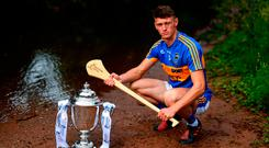 Tipperary captain Colin English, ahead of this weekends Bord Gáis Energy GAA Hurling U-21 All-Ireland Final. Photo: Ramsey Cardy/Sportsfile
