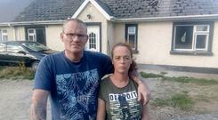 Gary and Rhona Breen have been living in their home for nine years