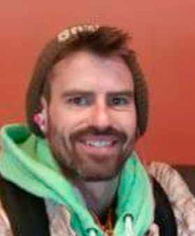Sean Moore has been missing since 8 August