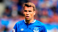 Seamus Coleman is back to his old self following his return from injury in January. Photo: Chris Brunskill/Getty Images