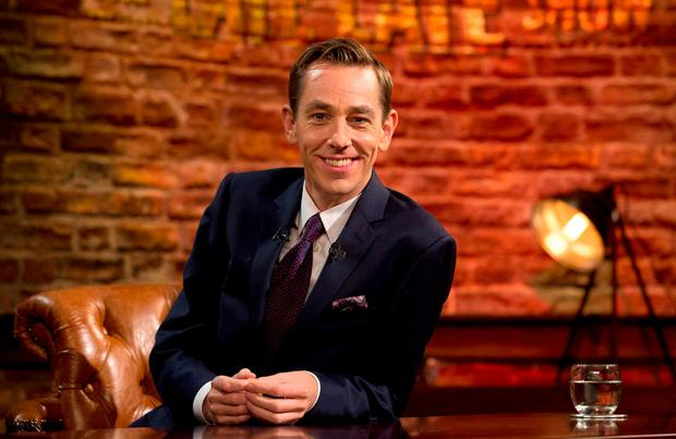 Broadcaster Ryan Tubridy