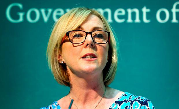 Regina Doherty is Minister for Employment Affairs & Social Protection and represents Meath East. Photo: Colin O'Riordan