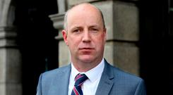FUNDING: Minister Jim Daly has called on Shane Ross to 'show us the money' that would fund the grant for grandparents. Photo: Tom Burke