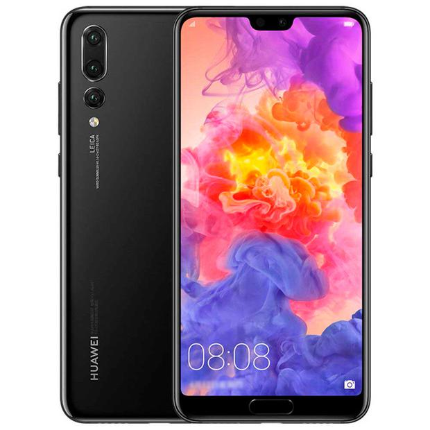 Best Android: Huawei P20 Pro (€899 or subsidised from networks)