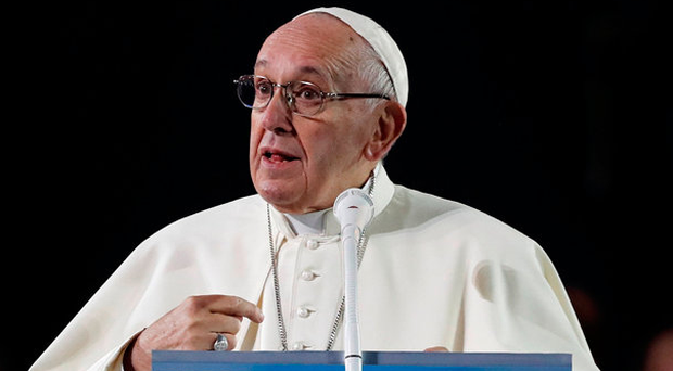 Pope Francis demands bishops act now on abuse as victims speak of pain