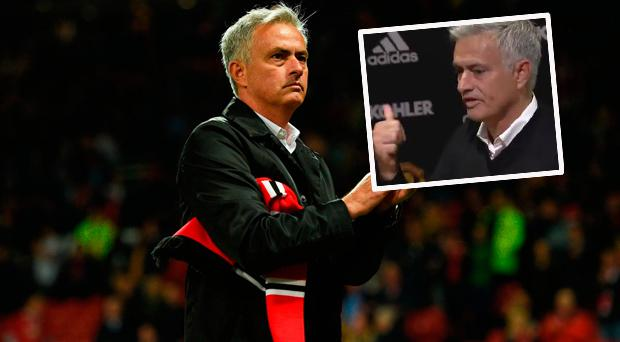 Manchester United stand by José Mourinho and see cause for hope