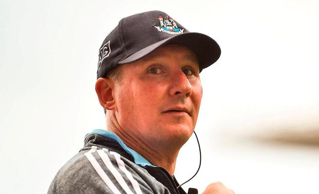 Jim Gavin stepped down as Dublin manager at the weekend