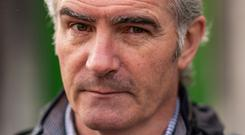 Survivor of clerical abuse: Mark Vincent Healy. Picture: Doug.ie