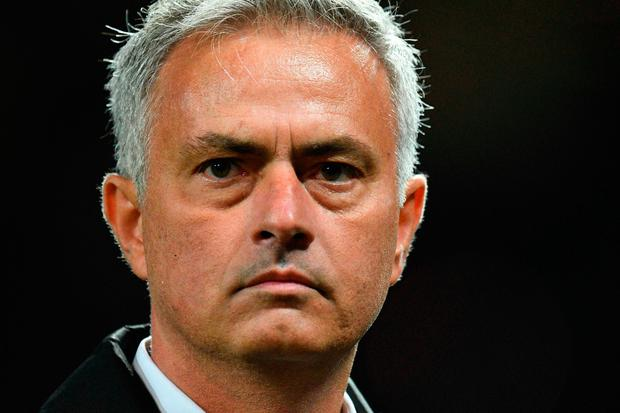 Jose Mourinho 'one loss from the sack' at Man Utd
