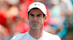 Andy Murray. Photo: Rob Carr/Getty Images
